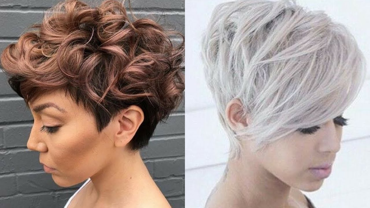 2018 Spring & Summer Short Hairstyle Ideas – Hanging With Hollywood Wil Throughout Summer Hairstyles For Short Hair (View 15 of 25)