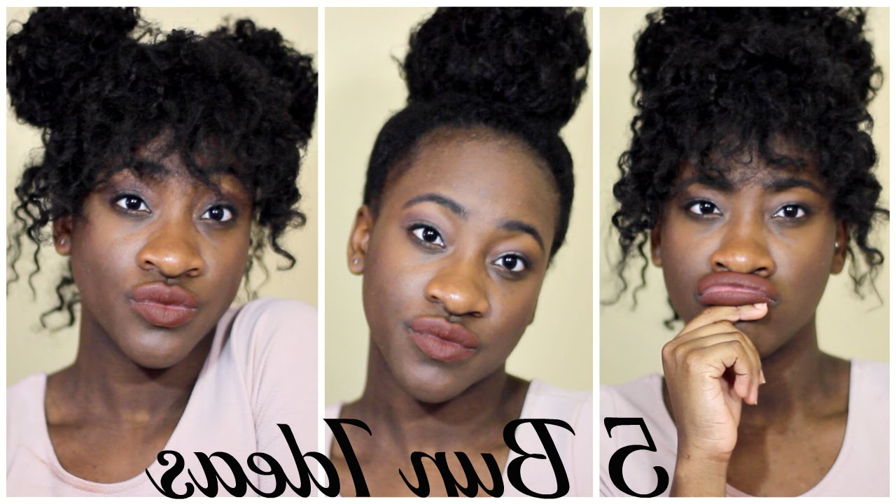 2018 Transitional Hairstyles For Short Hair Luxury Protective Styles In Short Haircuts For Transitioning Hair (View 2 of 25)