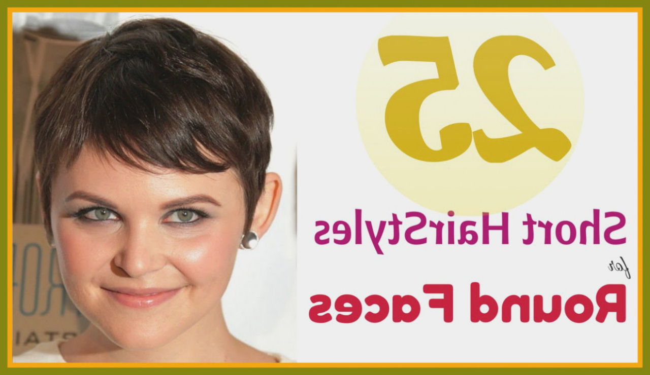 2019 Hairstyle For Round Face Female Best Of How Will Haircuts For With Regard To Short Haircuts For Big Round Face (View 17 of 25)