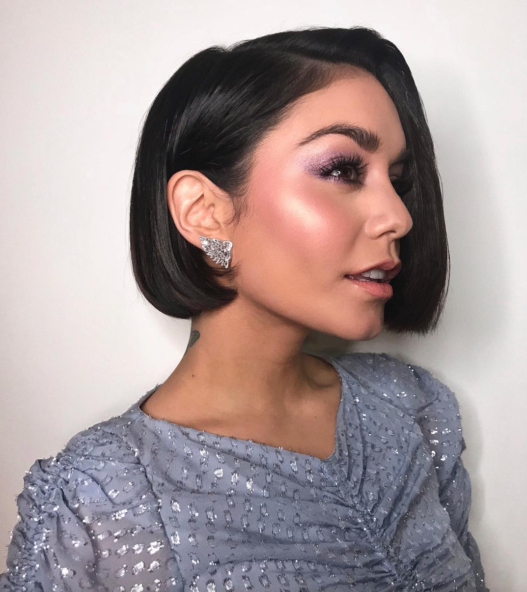 2019 Half Shaved Head Hairstyle Luxury Celeb Short Haircut And With Regard To Half Long Half Short Hairstyles (View 18 of 25)