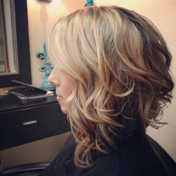 21 Gorgeous Stacked Bob Hairstyles | Hair | Pinterest | Hair, Hair Regarding Butter Blonde A Line Bob Hairstyles (View 9 of 25)