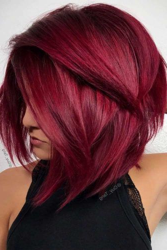 21 Short Hair Ideas To Take The Plunge | Hairstyles | Pinterest In Burgundy And Tangerine Piecey Bob Hairstyles (View 9 of 25)