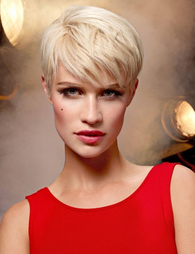21 Stylish Pixie Haircuts: Short Hairstyles For Girls And Women Throughout Cute Shaped Crop Hairstyles (View 4 of 25)