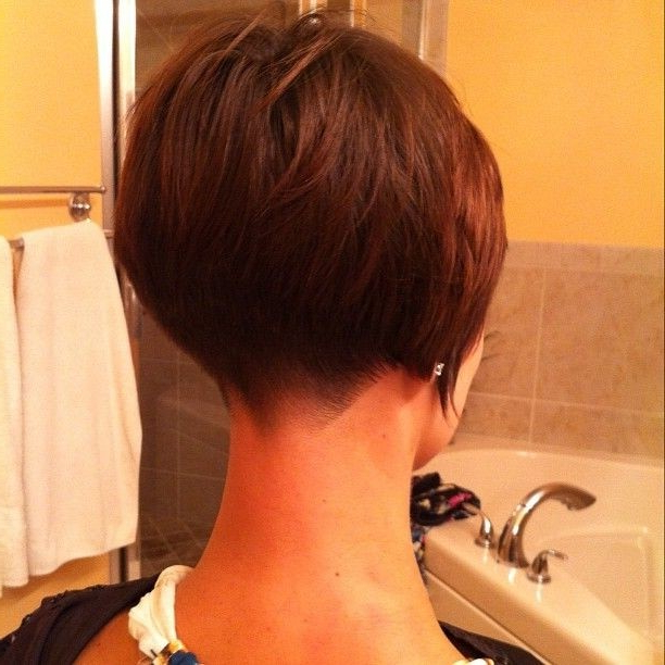 21 Stylish Pixie Haircuts: Short Hairstyles For Girls And Women Throughout Layered Pixie Hairstyles With Nape Undercut (View 24 of 25)