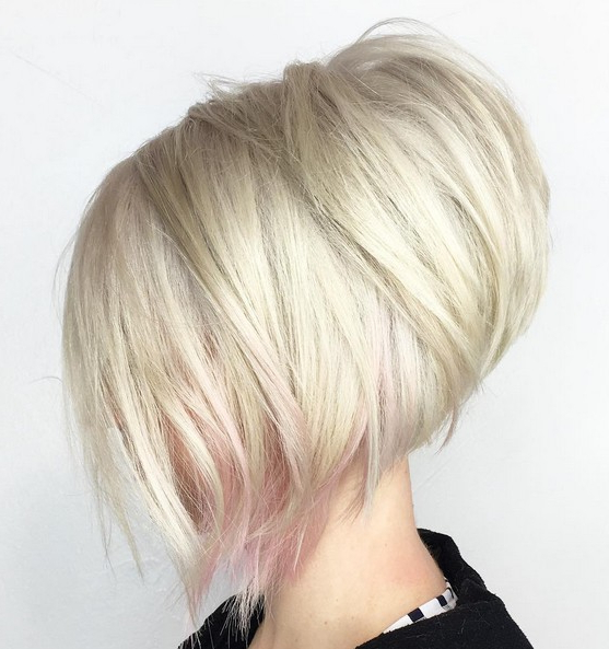 22 Best Hairstyles For Thick Hair – Sleek, Frizz Free & Contemporary In Pretty And Sleek Hairstyles For Thick Hair (View 11 of 25)