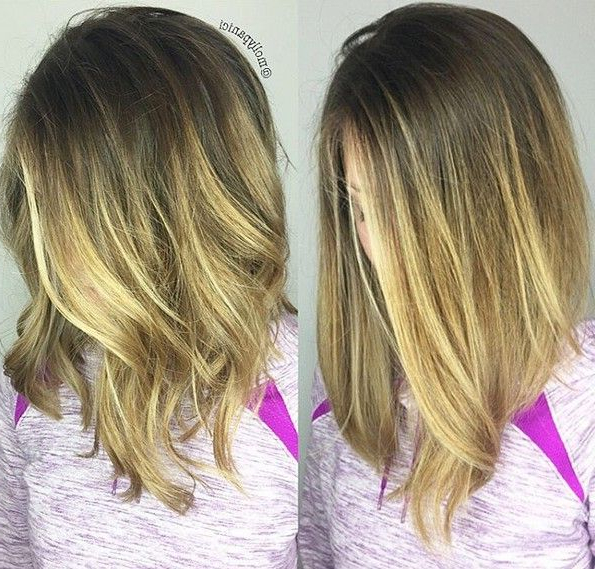 22 Best Hairstyles For Thick Hair – Sleek, Frizz Free & Contemporary In Pretty And Sleek Hairstyles For Thick Hair (View 7 of 25)