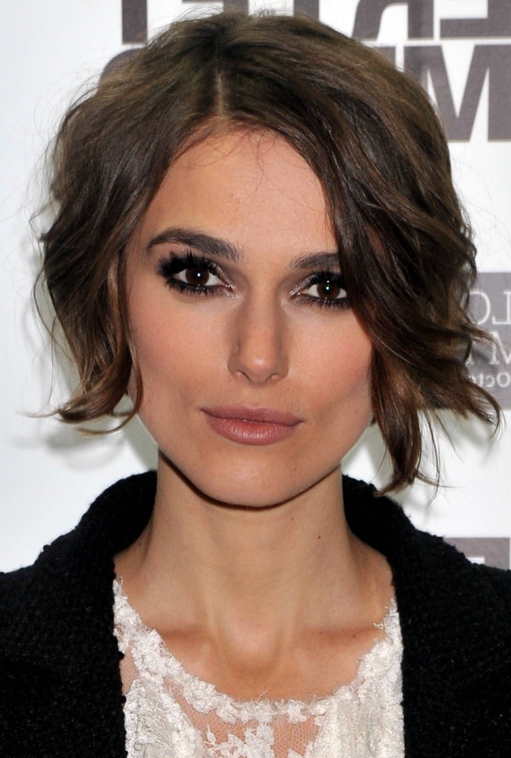 22 Inspiring Short Haircuts For Every Face Shape | Hair | Pinterest Regarding Keira Knightley Short Hairstyles (View 13 of 25)