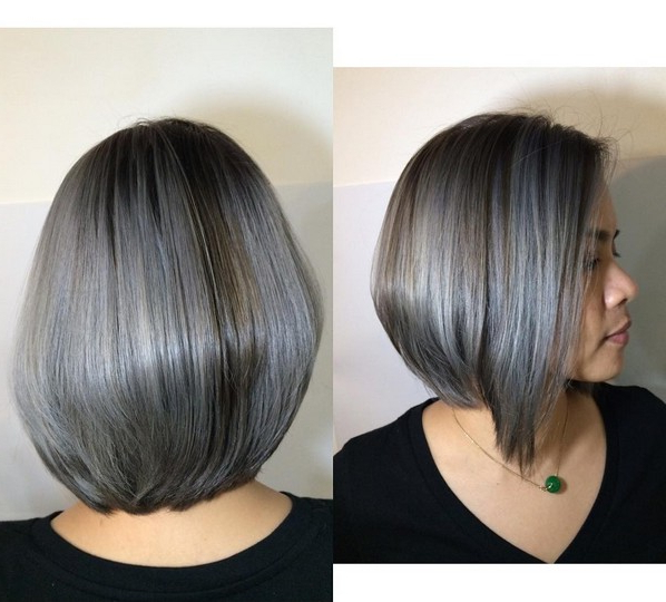 22 Trendy And Tasteful Two Tone Hairstyle You'll Love – Popular Haircuts With Regard To Straight Cut Two Tone Bob Hairstyles (View 2 of 25)