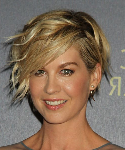 222 Best Hair Images On Pinterest | Hair Cut, Short Hair Styles And Intended For Pixie Bob Hairstyles With Golden Blonde Feathers (View 25 of 25)