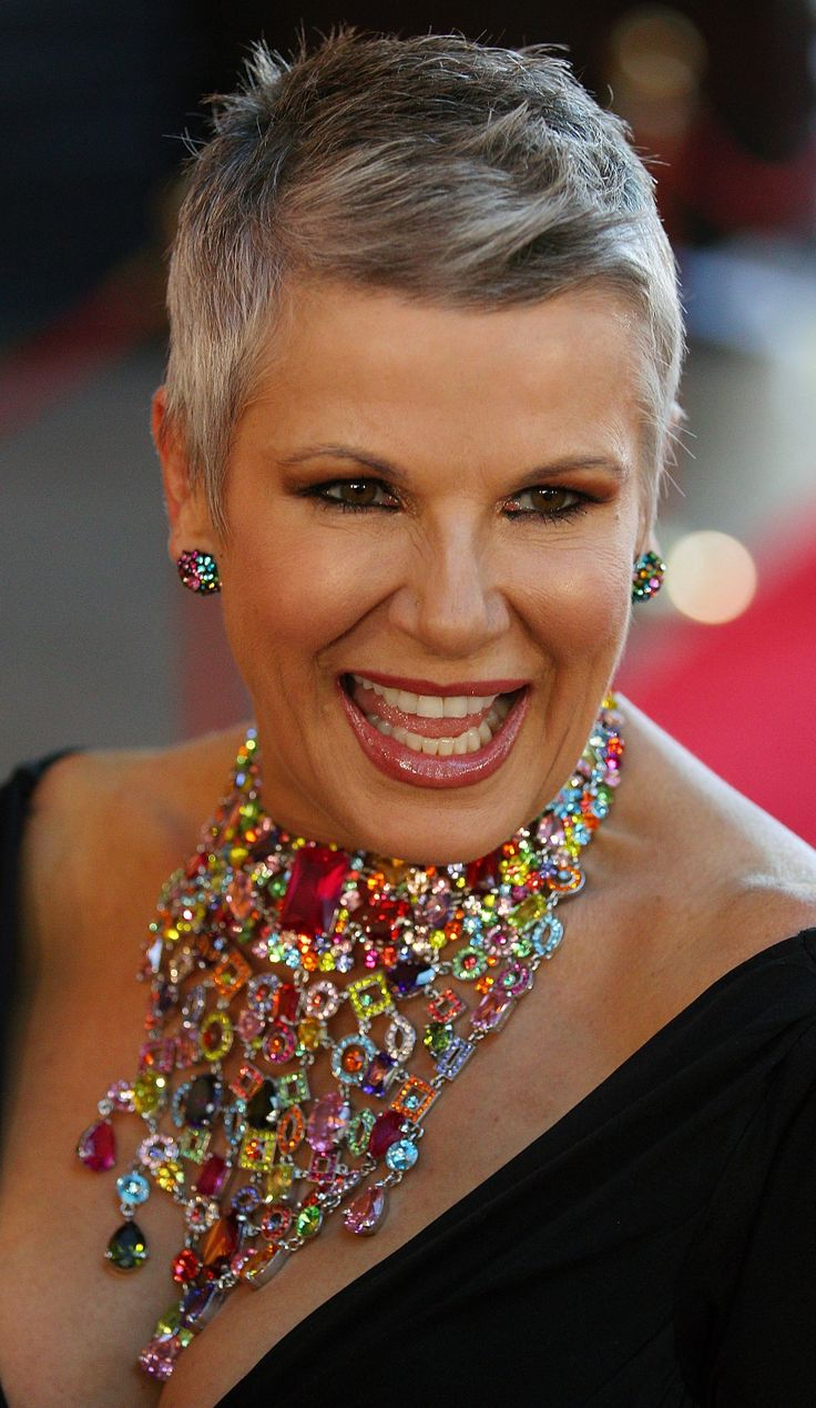 23 Great Short Haircuts For Women Over 50   Styles Weekly Throughout Short Haircuts Women Over  (View 24 of 25)