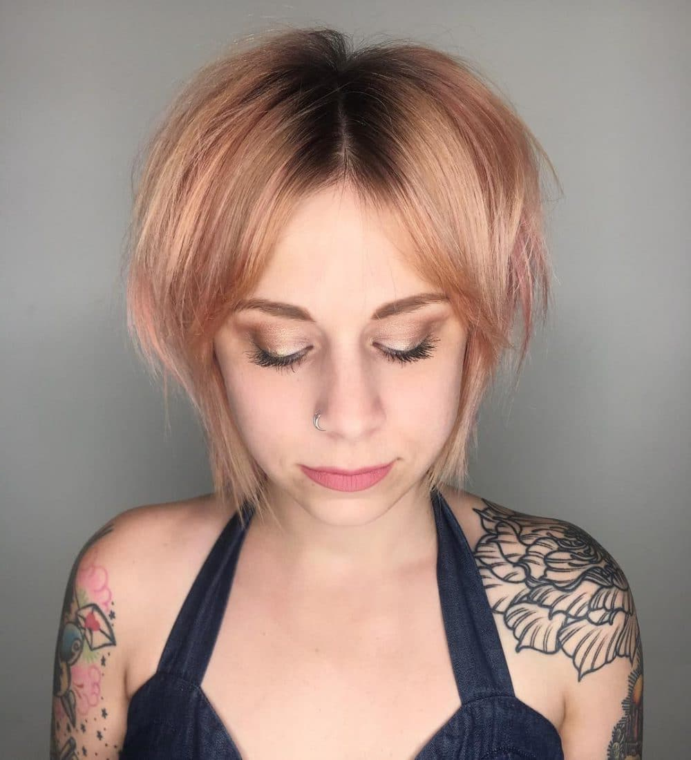 23 Modern Shag Haircuts To Try In 2018 Within Cute Shaggy Short Haircuts (View 7 of 25)
