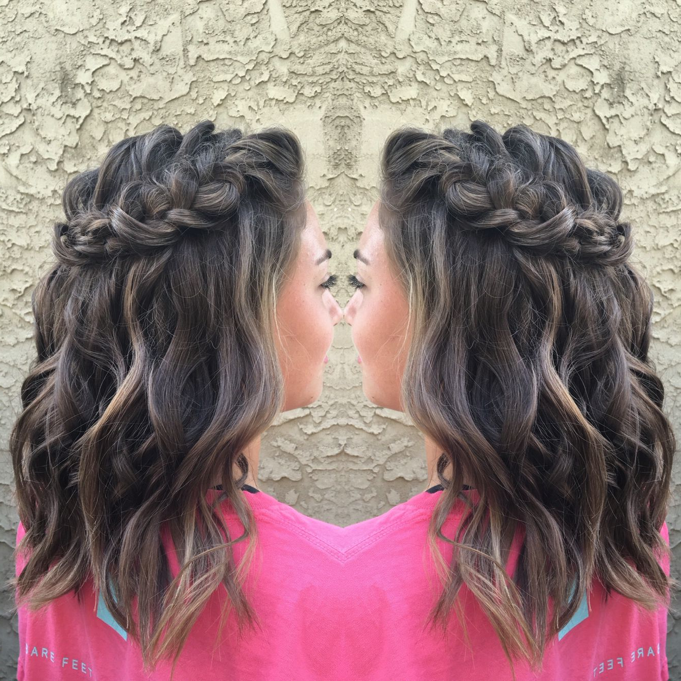 23 Most Stylish Homecoming Hairstyles | Hair And Beauty | Pinterest In Homecoming Short Hairstyles (View 3 of 25)