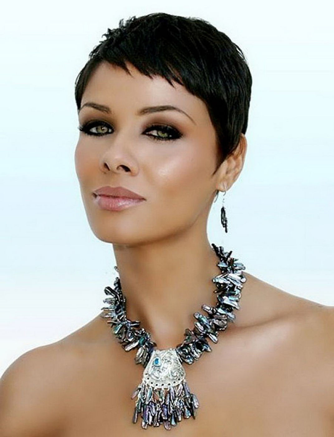 23 Of The Best Looking Short Pixie Haircuts | Styles Weekly Regarding Dramatic Short Haircuts (View 19 of 25)