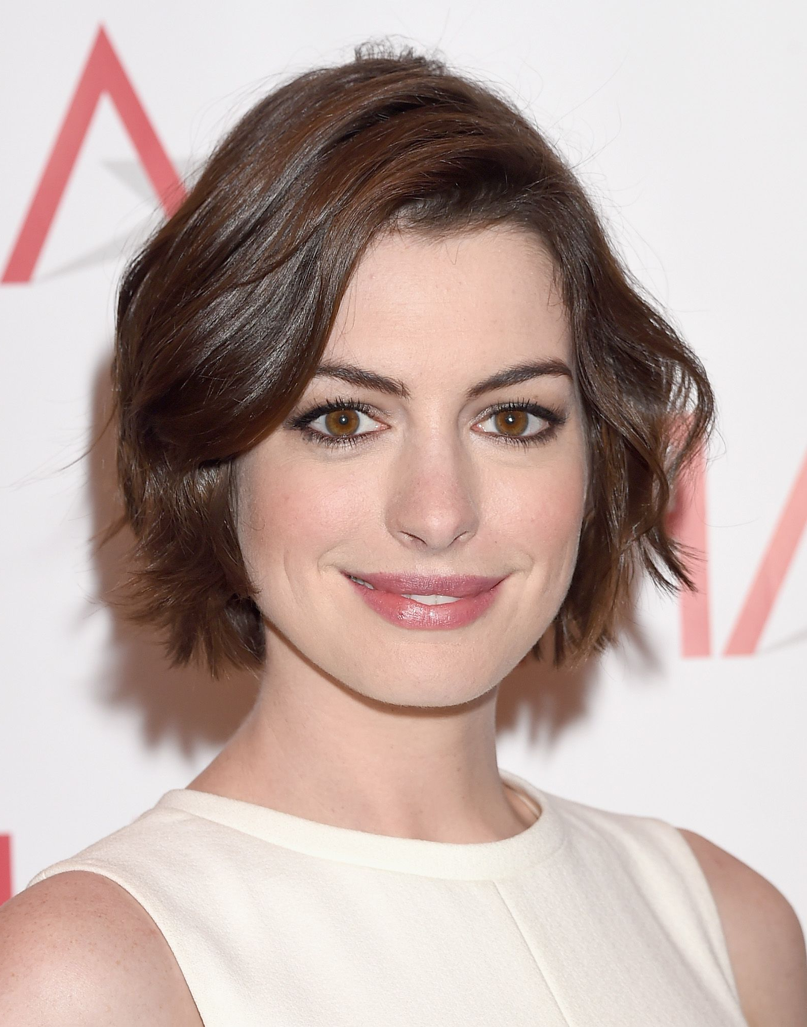 24 Best Haircuts For Women Over 30 – Short Hairstyle Ideas In Disheveled Burgundy Brown Bob Hairstyles (View 25 of 25)