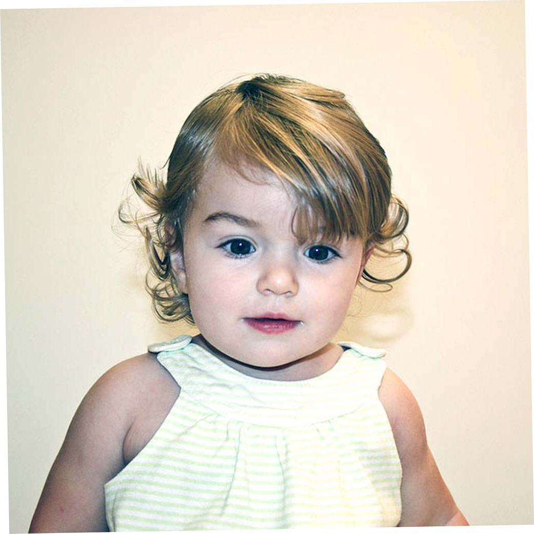 25 Baby Girl Hairstyles Best And Recommended 2017 – Ellecrafts Intended For Baby Girl Short Hairstyles (View 9 of 25)
