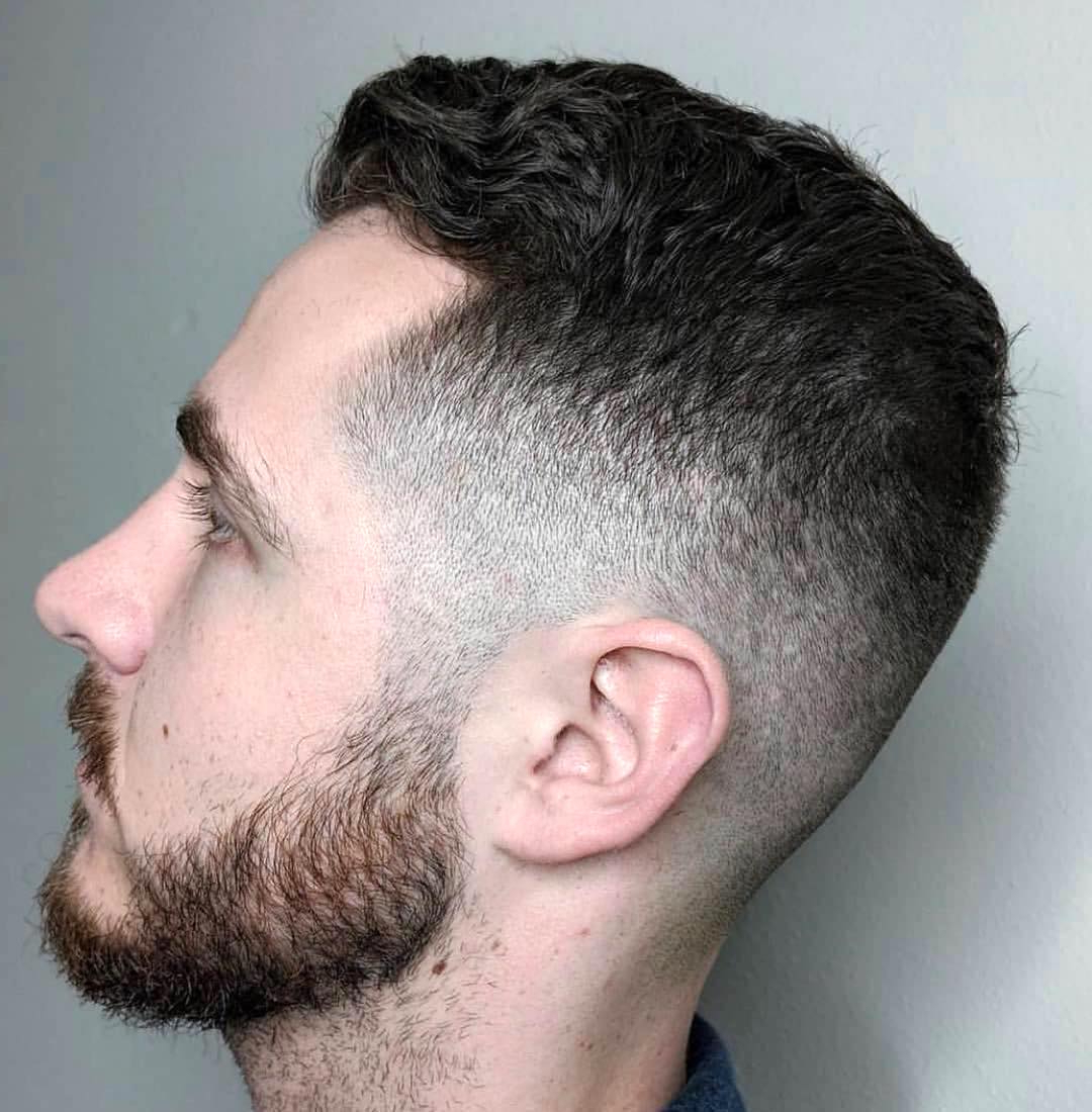 25+ Best Short Haircuts For Men + Guys (2018 Photo Gallery) Pertaining To Short Haircut For Thick Wavy Hair (View 17 of 25)