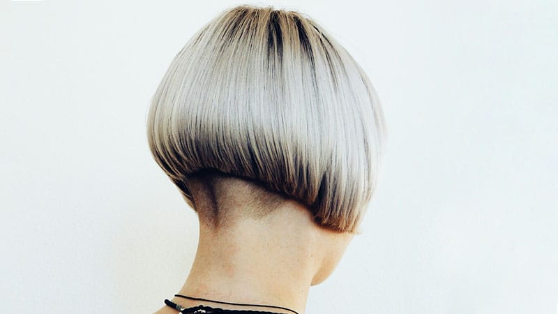 25 Cool Undercut Hairstyles For Women – The Trend Spotter For Two Tone Curly Bob Haircuts With Nape Undercut (View 12 of 25)