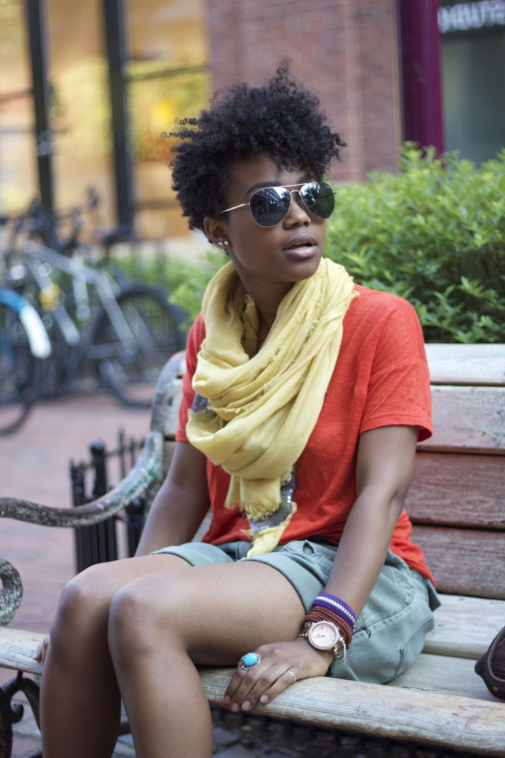 25 Cute Curly And Natural Short Hairstyles For Black Women | Styles Inside Black Women Natural Short Hairstyles (View 19 of 25)