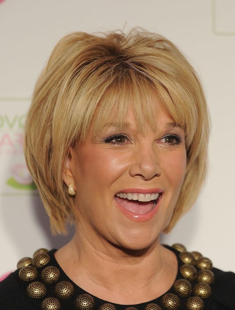 25 Easy Short Hairstyles For Older Women – Popular Haircuts Within Short Hair Style For Women Over  (View 17 of 25)