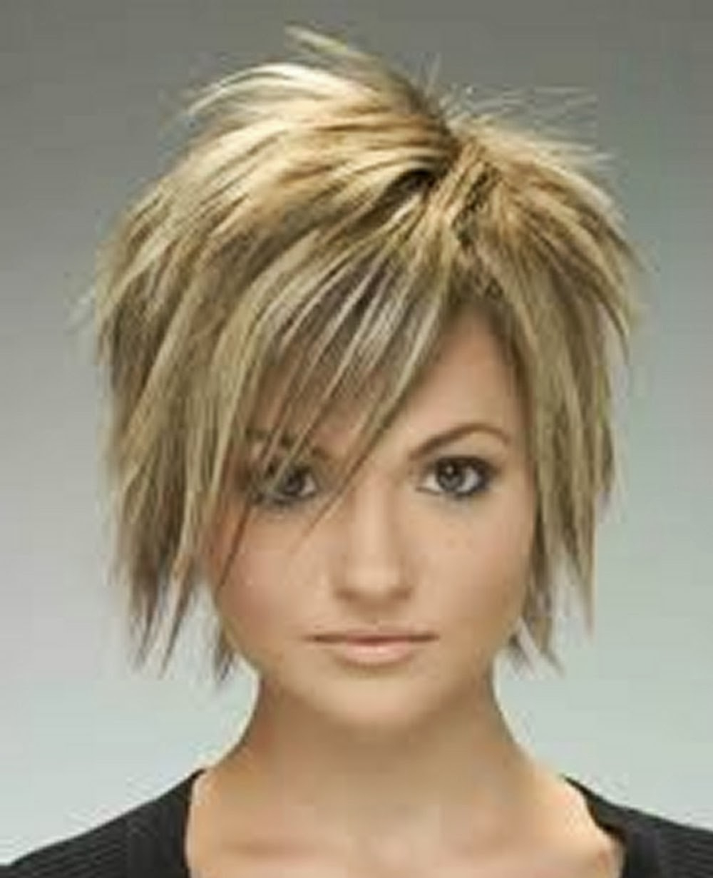 25 Fantastic Short Haircut Inspirations For 2015 – Tipsaholic Pertaining To Short Bob Hairstyles With Long Edgy Layers (View 19 of 25)
