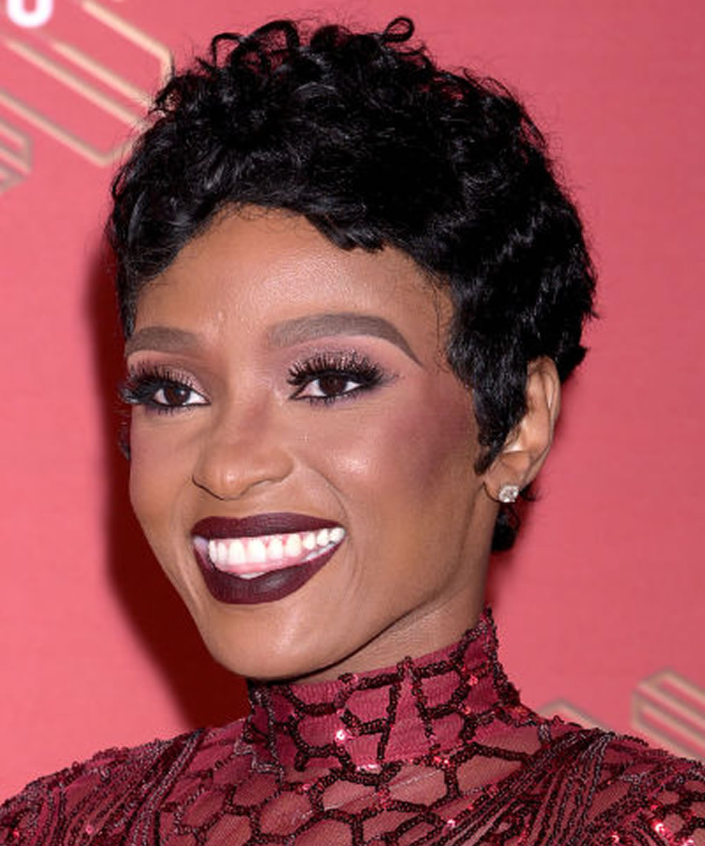 25 Fantastic Short Hairstyles Ideas For Black Women 2018 2019 In Short Haircuts For Women Curly (View 22 of 25)