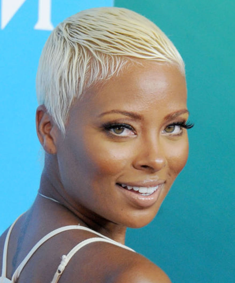 25 Fantastic Short Hairstyles Ideas For Black Women 2018 2019 – Page Pertaining To Short Hairstyles For Black Women With Gray Hair (View 2 of 25)