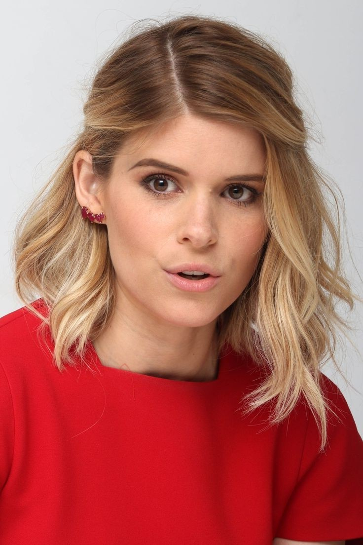 25 Hairstyles For Spring 2018: Preview The Hair Trends Now – Popular Regarding Short Shoulder Length Hairstyles For Women (View 15 of 25)