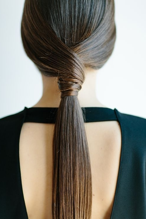 25 Lovely Ponytail Hair Ideas | Hair | Pinterest | Pony, Hair Style Pertaining To Long Classic Ponytail Hairstyles (View 9 of 25)