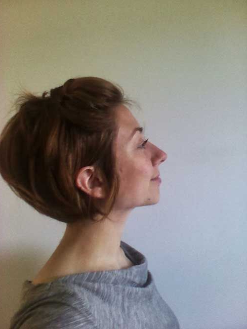 25 Most Preferred Long Pixie Cut Pictures | Hair Cuts | Pinterest Regarding Stylish Grown Out Pixie Hairstyles (View 6 of 25)