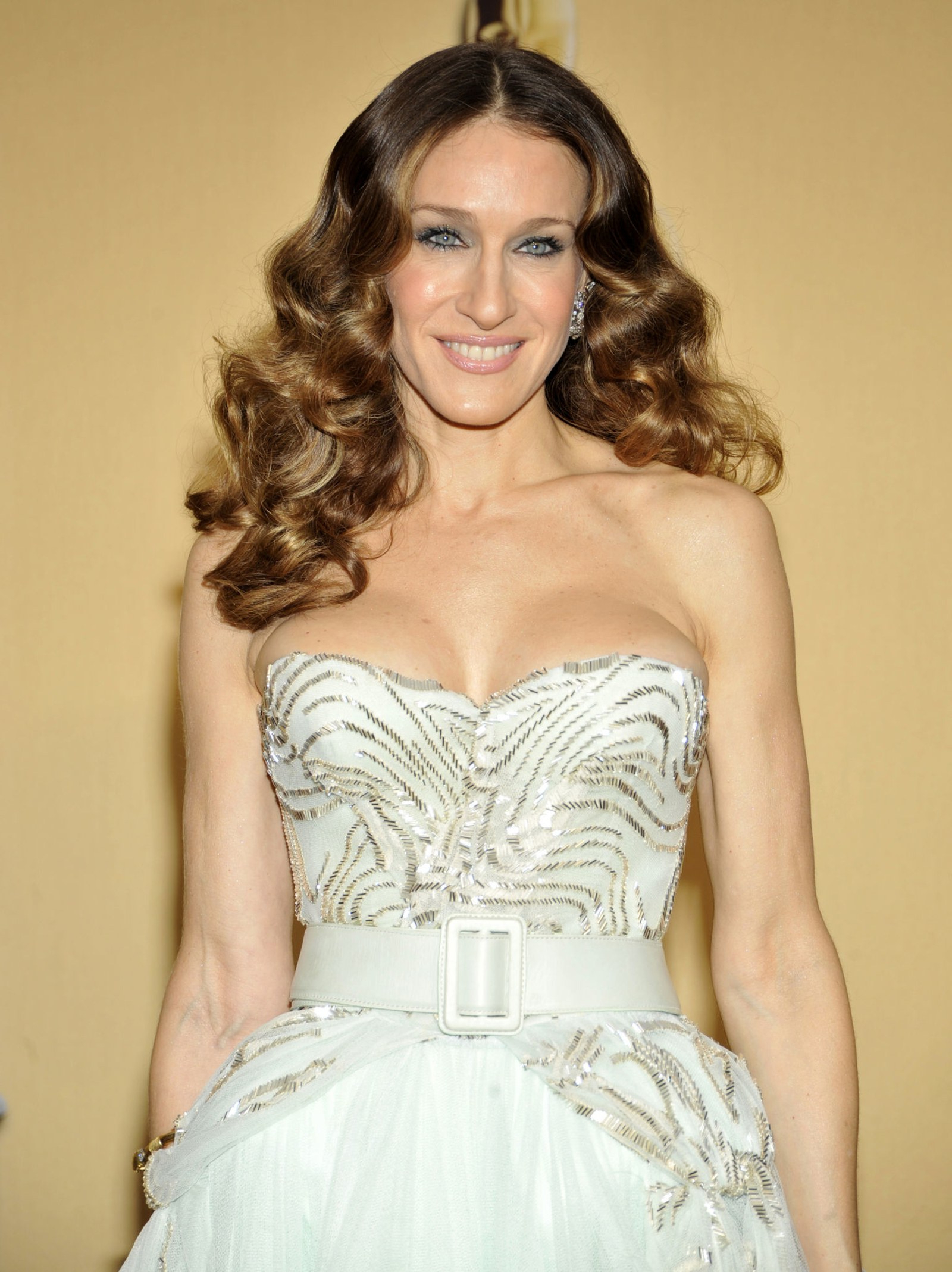 25 Of The Best Oscar Hairstyles Ever – Glamour With Sarah Jessica Parker Short Hairstyles (View 21 of 25)