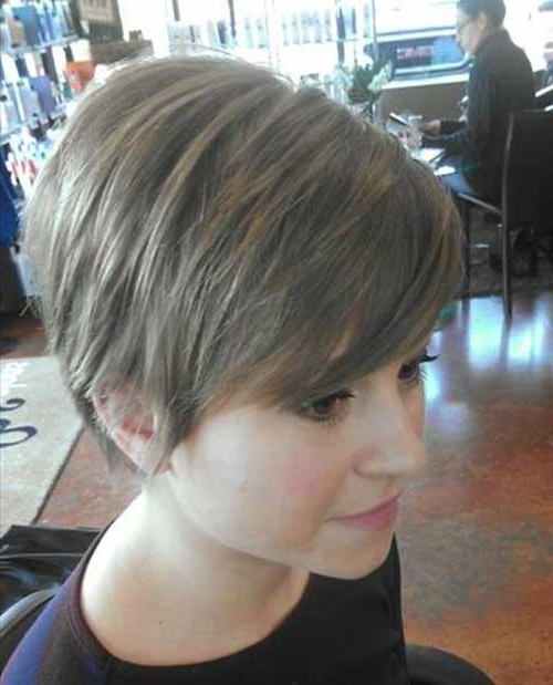 25 Pictures Of Pixie Haircuts | Short Hairstyles 2017 – 2018 | Most Inside Stylish Grown Out Pixie Hairstyles (View 6 of 25)