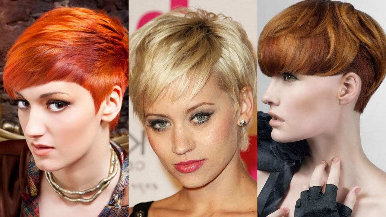 25 Sensational Short Hairstyles For Oval Faces – Youtube Pertaining To Women Short Hairstyles For Oval Faces (View 3 of 25)