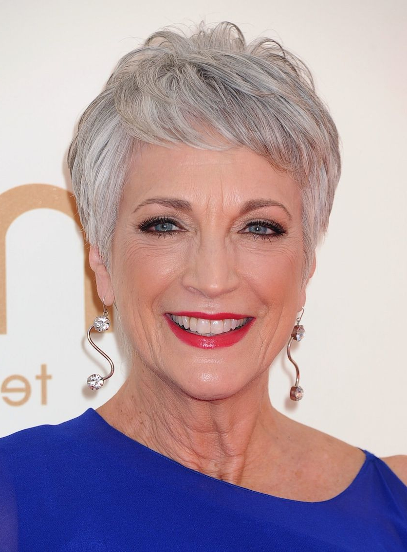 25 Short Haircuts For Women Over 50 | Hair For Mom | Pinterest Intended For Over 50S Short Hairstyles (View 3 of 25)