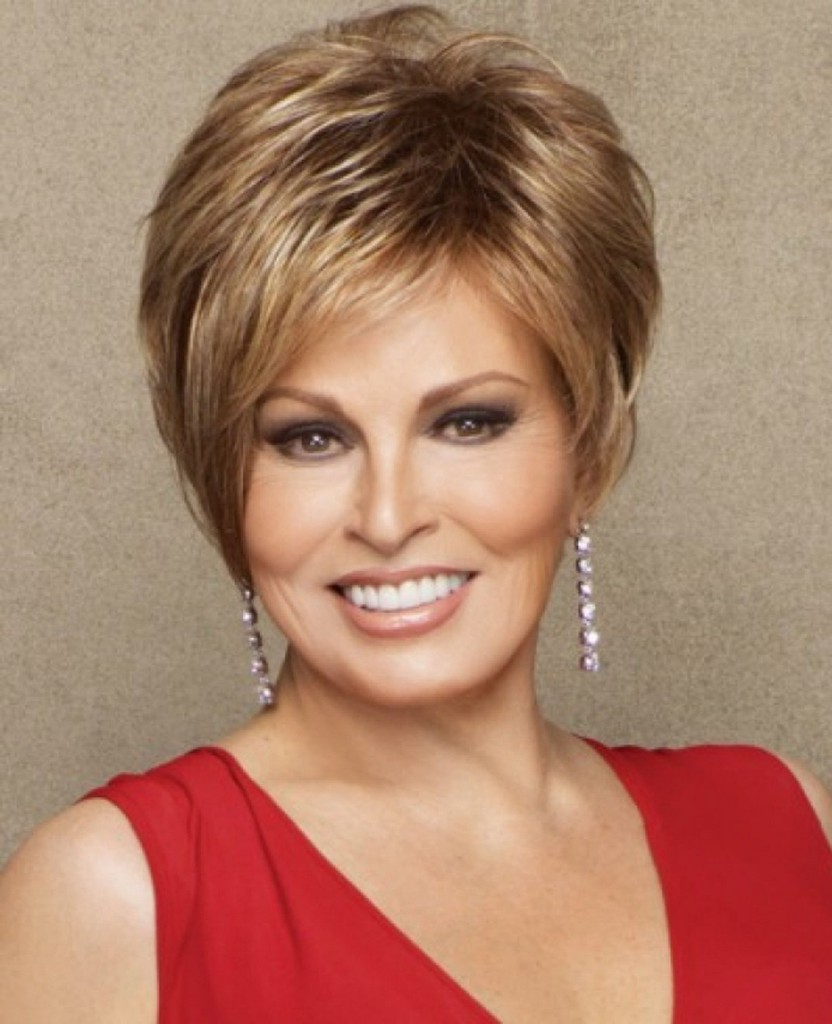 25 Short Hairstyles For Fine Hair To Try This Year – The Xerxes Inside Short Curly Hairstyles For Over (View 23 of 25)