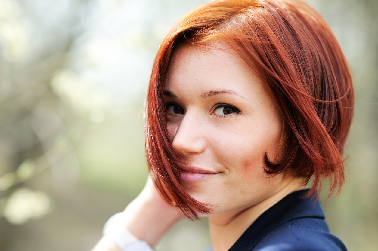 25 Short Red Hairstyles For Women (2018) Within Red Short Hairstyles (View 17 of 25)