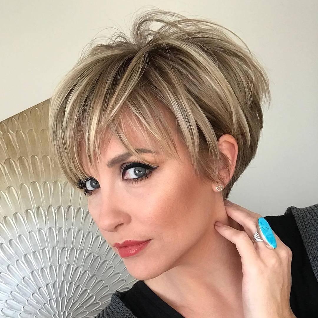 25 Stunning Short Blonde Hairstyles For Women Regarding Short Blonde Styles (View 5 of 25)