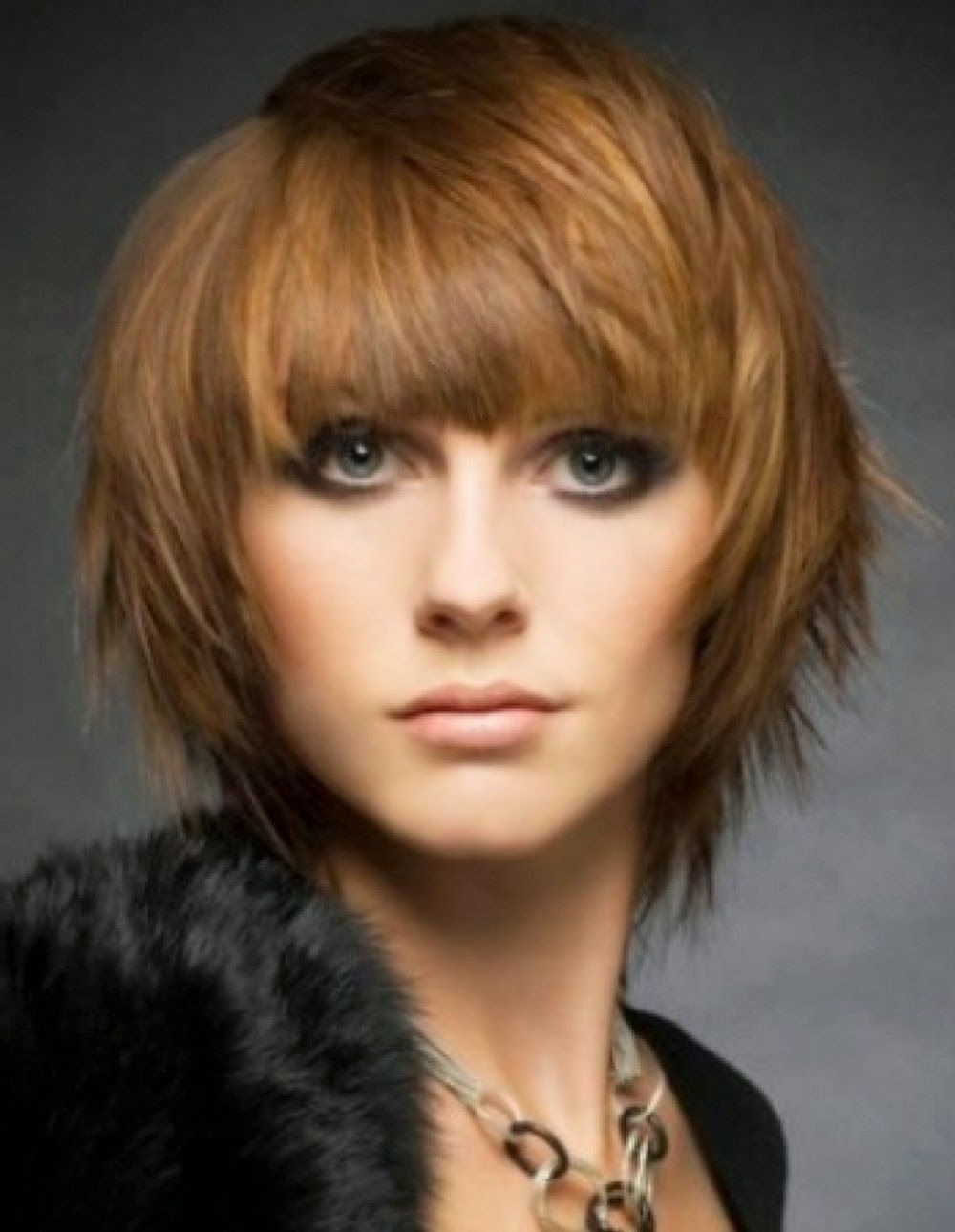 25 Stunning Short Layered Haircuts You Should Try   Short Layered Intended For Short Choppy Layered Bob Haircuts (View 9 of 25)