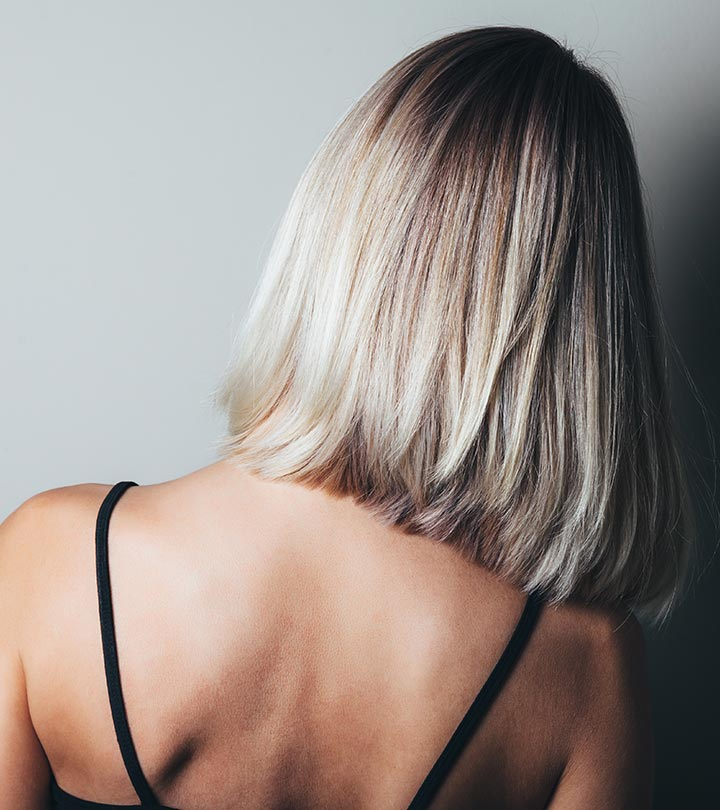25 Trendy Balayage Looks For Short Hair Throughout Long Blonde Pixie Haircuts With Root Fade (View 13 of 25)
