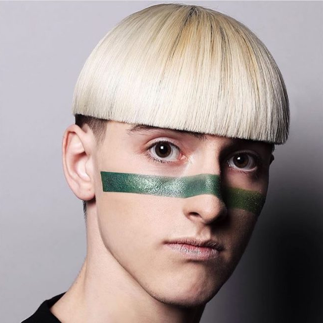 25 Trendy Bowl Cut Hairstyles – A Class Above The Rest Regarding Tapered Bowl Cut Hairstyles (View 5 of 25)