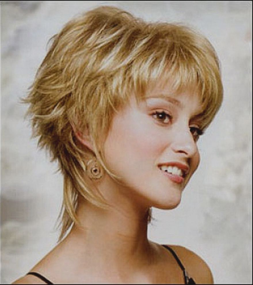 25 Unique Of Short Hairstyles For Women Over 50 With Fine Hair Throughout Short Hairstyles For Fine Hair For Women Over  (View 4 of 25)