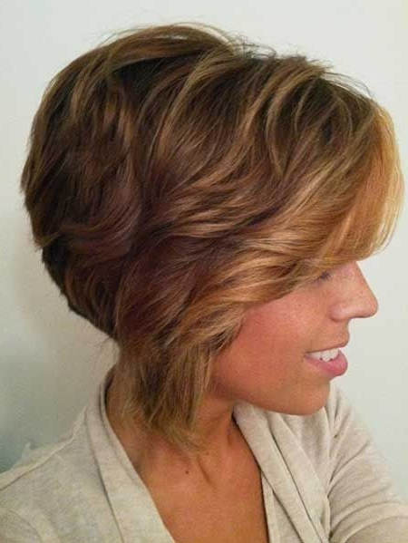 26 Best Short Haircuts For Long Face – Popular Haircuts With Regard To Edgy Pixie Haircuts With Long Angled Layers (View 24 of 25)