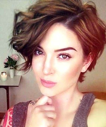 26 Cute Short Haircuts That Aren't Pixies | Pixie Bob, Stylish And For Stylish Grown Out Pixie Hairstyles (View 8 of 25)
