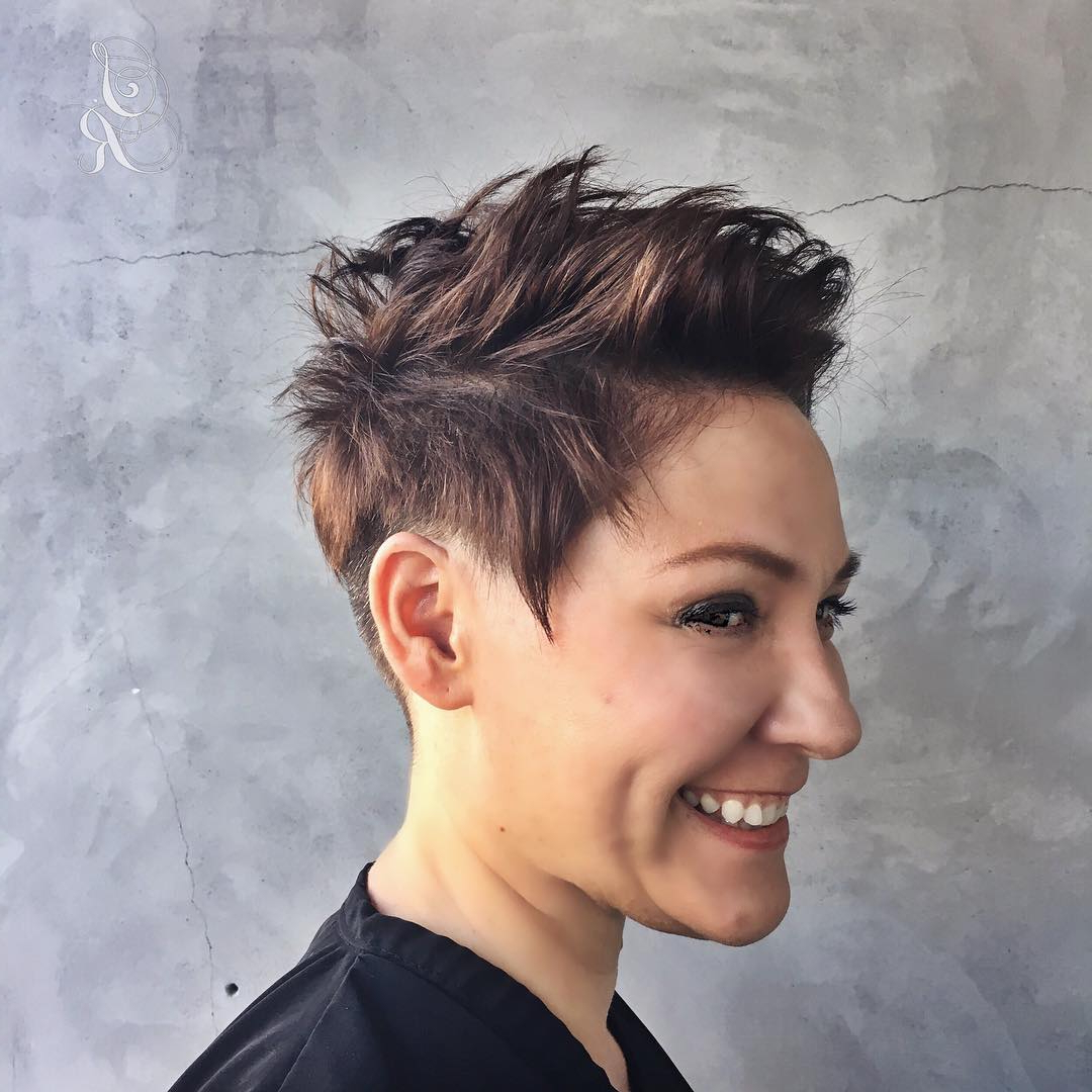26+ Edgy Bob Haircuts, Ideas | Hairstyles | Design Trends – Premium Intended For Edgy Short Haircuts (View 5 of 25)