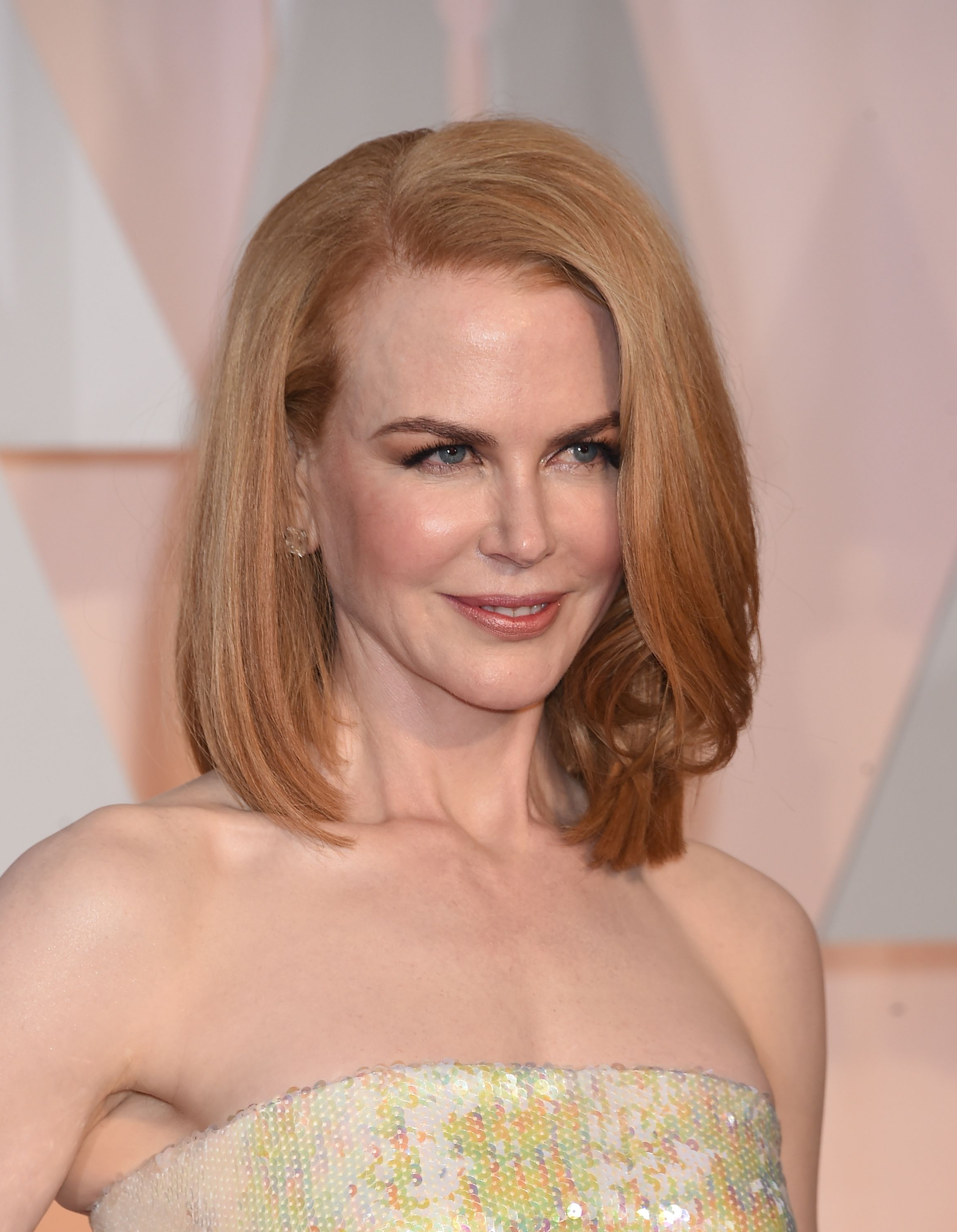 26 Gorgeous Strawberry Blonde Hair Color Ideas From Celebrities For 2017 Intended For Strawberry Blonde Short Hairstyles (View 17 of 25)
