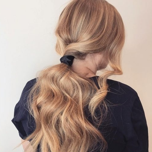 26 Incredibly Cute Ponytail Ideas: Grab Your Hair Ties! Within Cute And Carefree Ponytail Hairstyles (View 6 of 25)