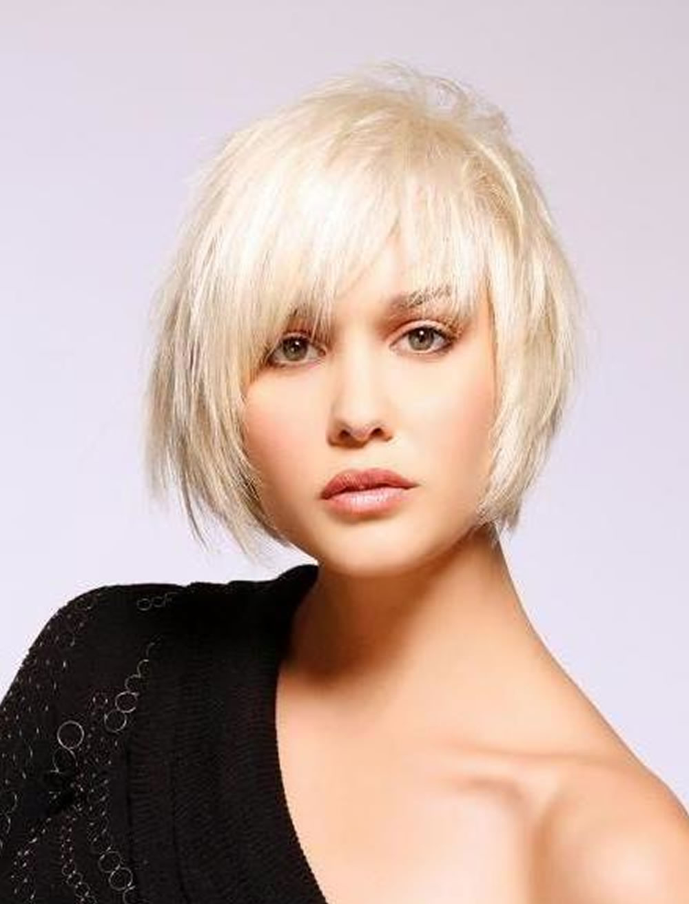 26 Long Short Bob Haircuts For Fine Hair 2017 2018 – Hairstyles Throughout Short Haircuts For Blondes With Thin Hair (View 14 of 25)