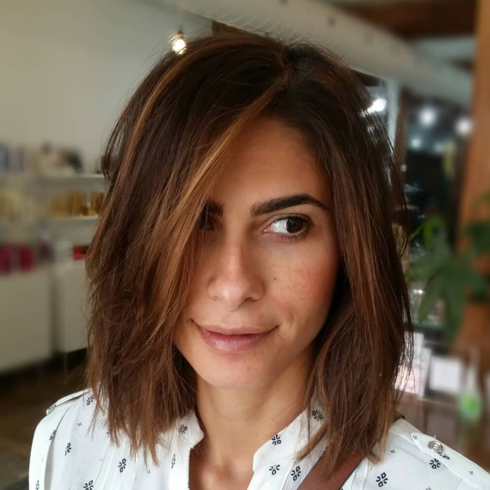 27 Best Haircuts For Thin Hair To Look Thicker In 2018 With Short Haircuts For Voluminous Hair (View 17 of 25)
