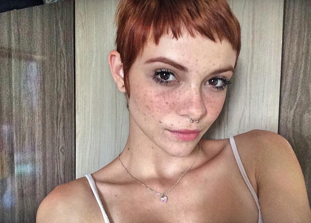 27 Hot Pixie Cuts To Copy In 2018   Hairstyle Guru Throughout Auburn Short Haircuts (View 12 of 25)