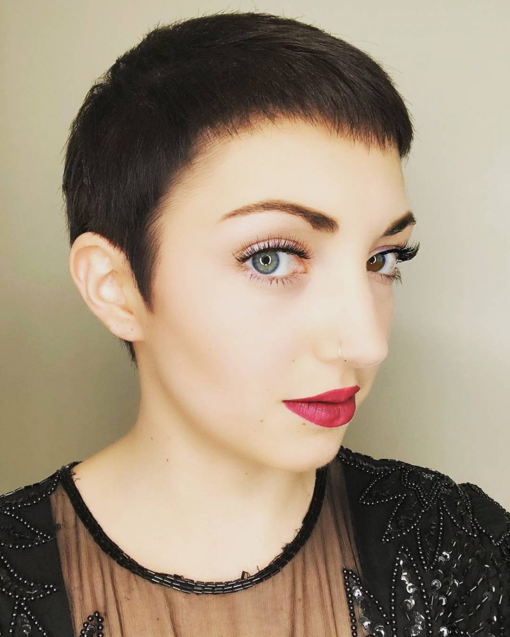 27 Very Short Haircuts You Have To See In 2018 Inside Short Female Hair Cuts (View 4 of 25)