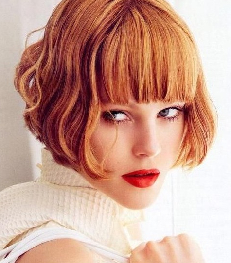 28 Amazing Short Blunt Bob Haircuts For Women | Styles Weekly Pertaining To Smooth Bob Hairstyles For Thick Hair (View 10 of 25)